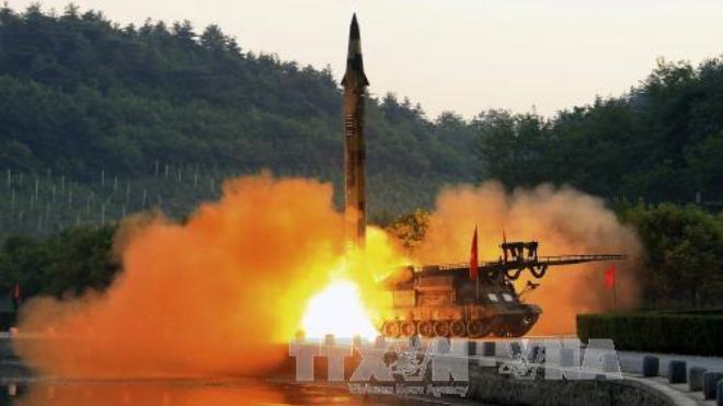 Căng thẳng Mỹ-Triều Tiên: Vòng tròn từ nguy cơ chiến tranh tới trở lại đàm phán?