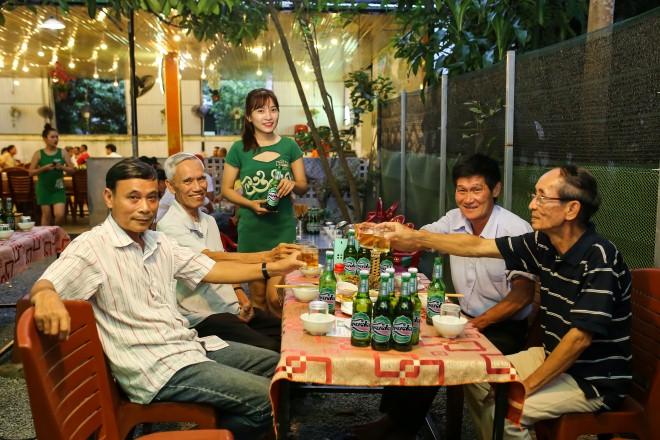 Bia Huda - Đậm tình đúng 'chất' miền Trung