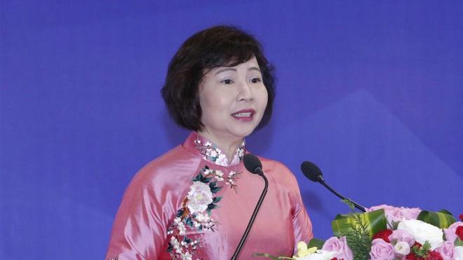 Bà Hồ Thị Kim Thoa nghỉ hưu hưởng chế độ BHXH từ ngày 01/9/2017