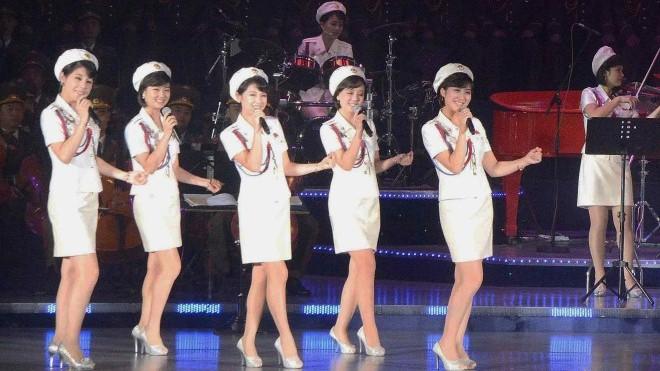 Bí ẩn quanh nhóm nhạc nữ hiện đại đầu tiên của Triều Tiên