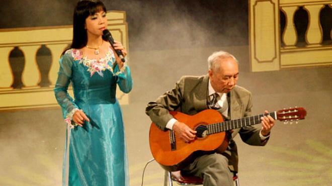 Nhạc sĩ Hoàng Giác, thân phụ nhà thơ Hoàng Nhuận Cầm, qua đời ở tuổi 94