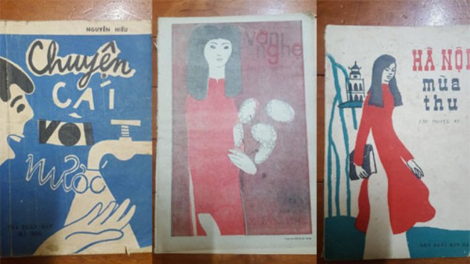 Hội sách cũ Hà Nội tổ chức trưng bày họa phẩm Bùi Xuân Phái