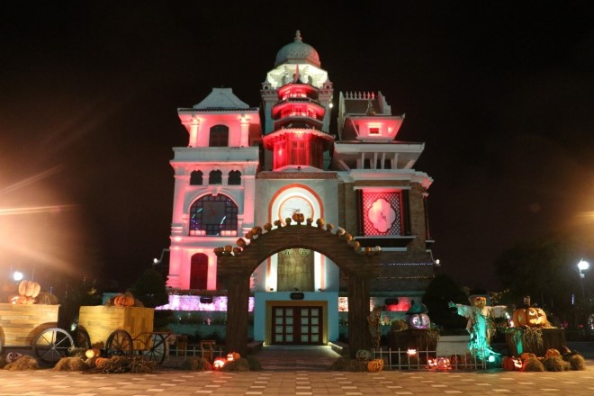 Trải nghiệm Halloween với Sun World Danang Wonders