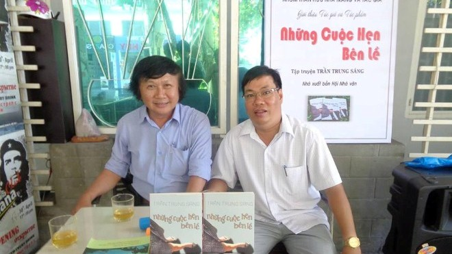 Tương tư cùng 'Những cuộc hẹn bên lề' của Trần Trung Sáng