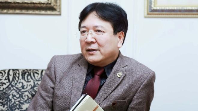 Thứ trưởng Bộ VH,TT&DL Vương Duy Biên: 'Đối thoại' về văn hóa năm 2018