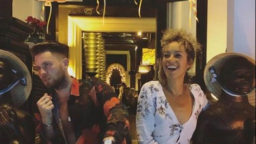 Nữ hoàng âm nhạc Anh Leona Lewis đón năm mới tại InterContinental Danang Sun Peninsula Resort
