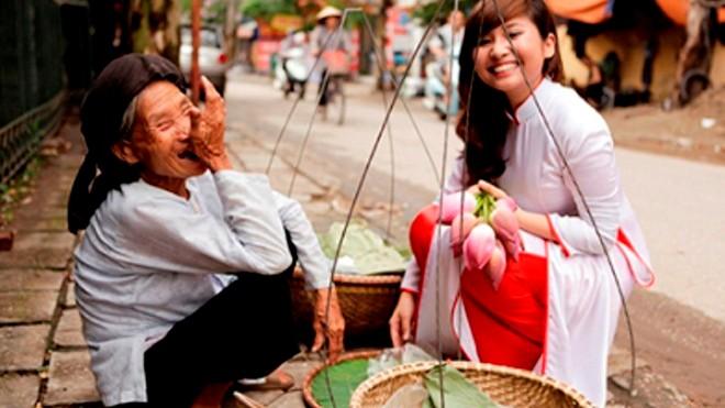 Cuộc thi ảnh 'Nụ cười Hà Nội' lần 1-2018