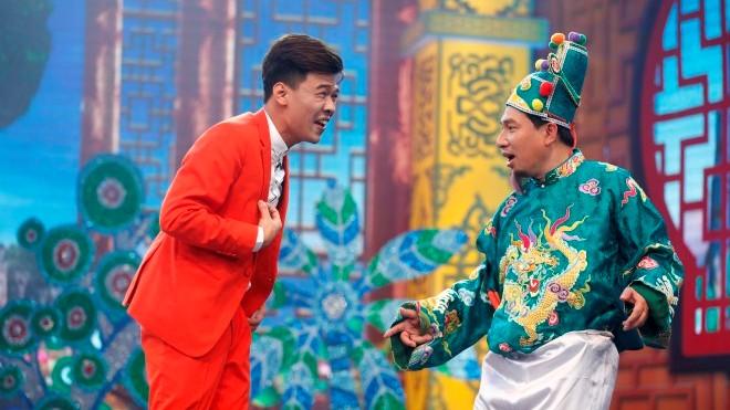 Diễn viên Trung Ruồi trong 'Táo quân 2018': Tôi xấu nhất nhưng không... nhảm nhất