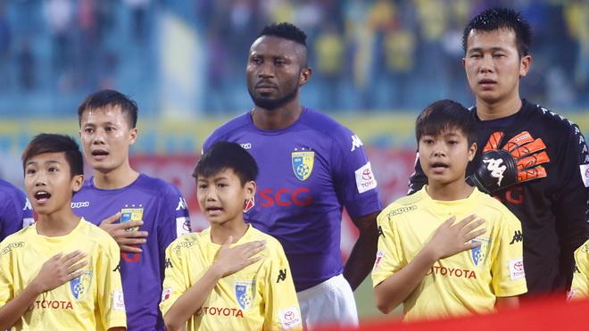 CLB Hà Nội kêu oan cho Samson, Công Vinh không mua ngoại binh 20 tỷ