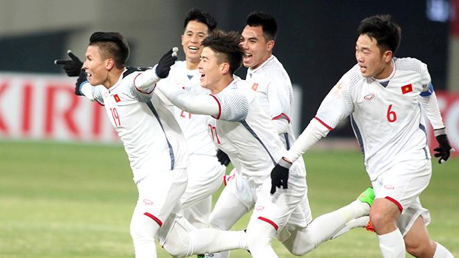 U23 Việt Nam và sắc màu tính cực