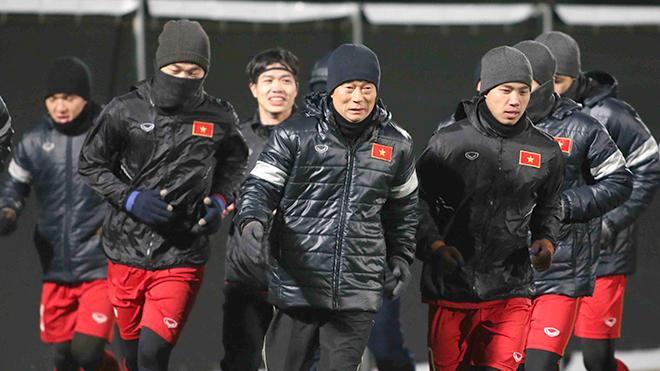 18h30 sân Côn Sơn, U23 Việt Nam - U23 Hàn Quốc: 'Món Kim chi' khó xơi!