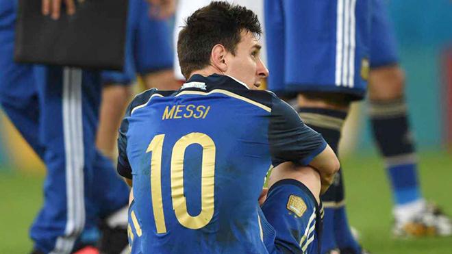 Leo Messi và thách thức năm 2018: Giải mã nước Nga