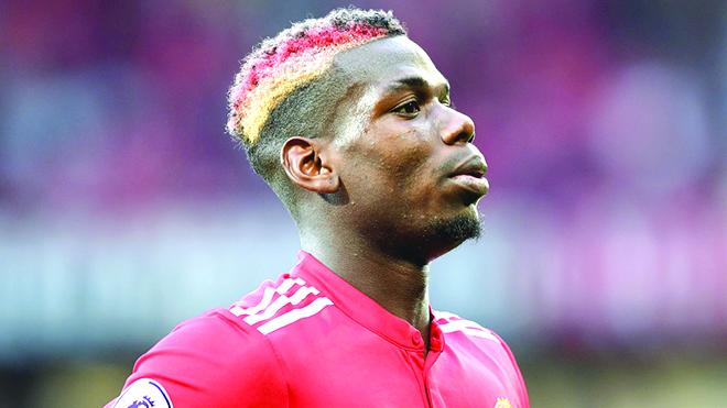 Pogba sẽ là nhà lãnh đạo mới ở Old Trafford