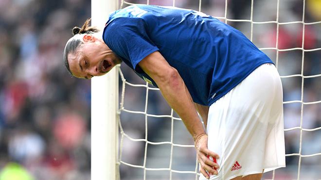M.U vẫn rất cần Ibrahimovic để vô địch Premier League