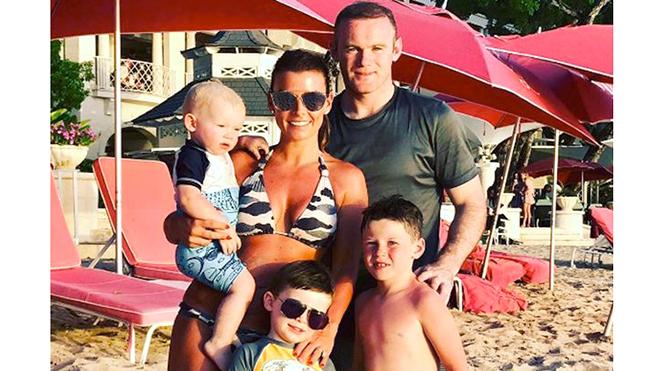 Vợ đòi ly dị, Wayne Rooney sắp mất tất cả ở cuối sự nghiệp