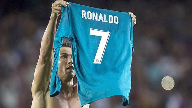 Lại chờ Ronaldo soi sáng Champions League