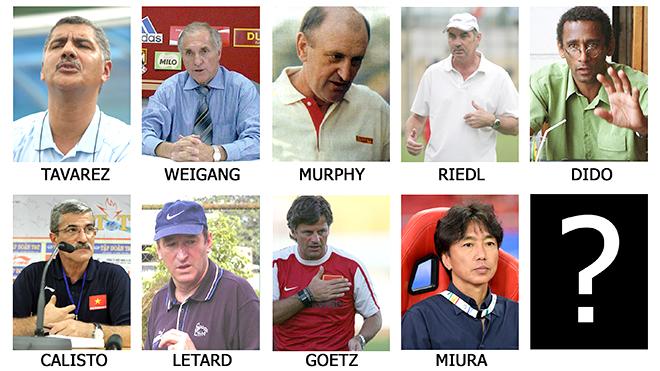 Bóng đá Việt và thầy ngoại