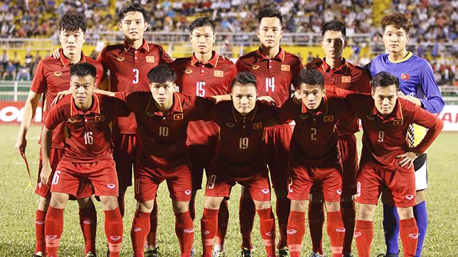 U22 Việt Nam chơi 'canh bạc tất tay'