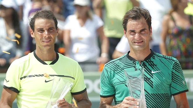 Vì sao Federer tràn trề cơ hội qua mặt Nadal?