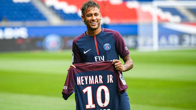 Neymar, PSG và sự méo mó của thị trường chuyển nhượng