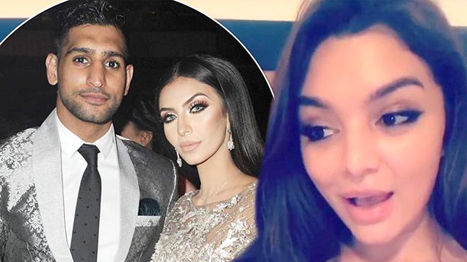 Tay đấm Amir Khan tố vợ ngủ với đối thủ: 'Anh ta chỉ đáng đổ vỏ cho tôi'