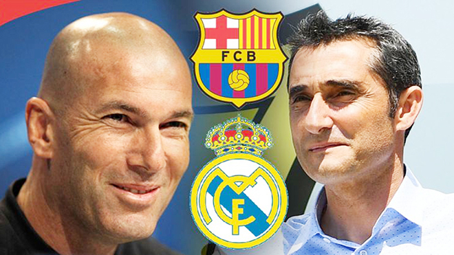 Real Madrid không Modric có mạnh hơn Barcelona không còn Neymar?