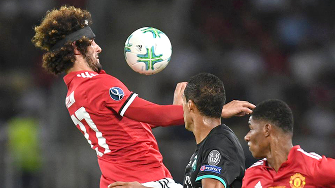 M.U đã chỉ ra rằng Real Madrid cũng có điểm yếu