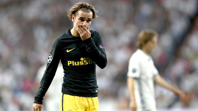 Antoine Griezmann ở lại Atletico Madrid: Khi lòng trung thành được tính bằng tiền