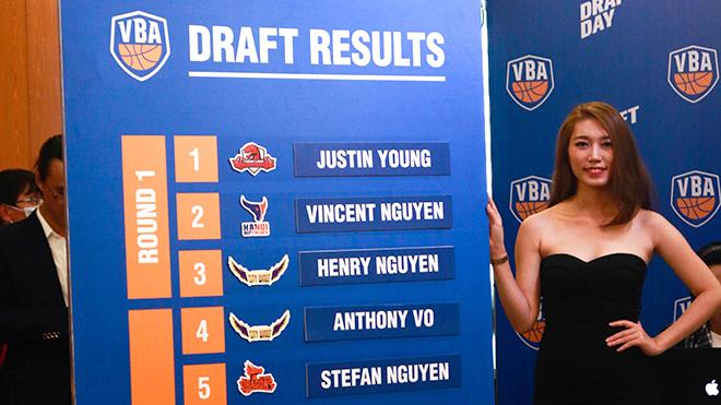 VBA Draft 2017: Đã qua nhưng chưa kết thúc!