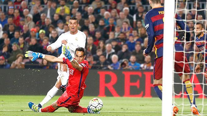 Bravo và nỗi ám ảnh Ronaldo