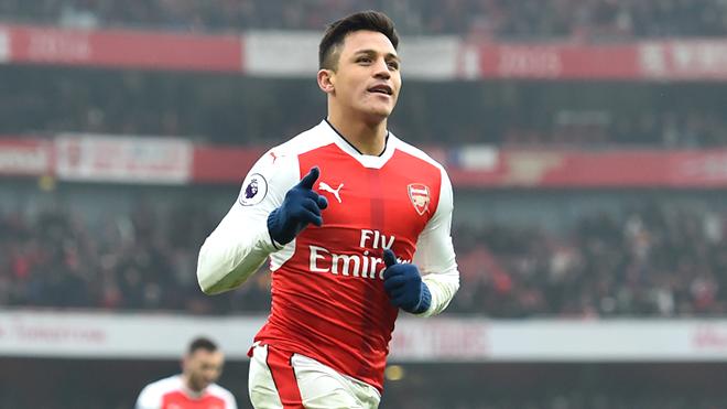 Sanchez quyết định rời Arsenal