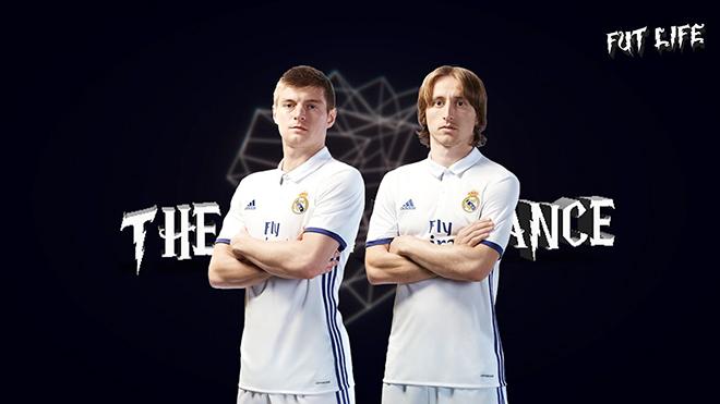 Real Madrid có thể để Modric đi, nhưng Kroos thì không