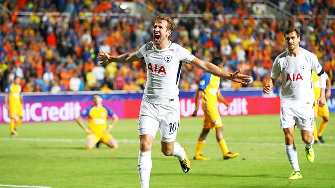 Harry Kane sẽ mãi là ngôi sao nhỏ bé nếu chưa tới Real Madrid