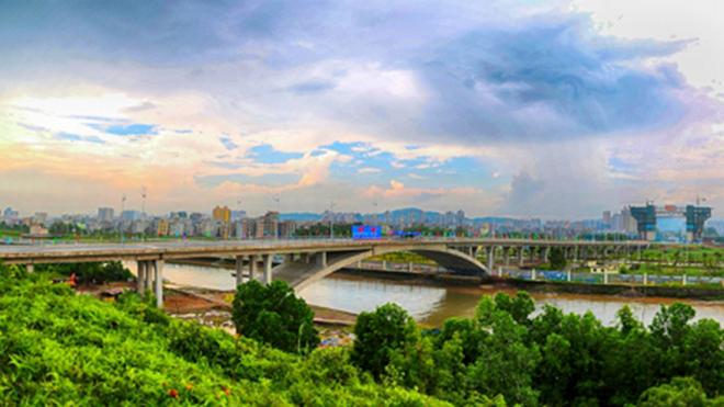 Khánh thành cầu Bắc Luân II Việt - Trung có kinh phí 336 tỷ đồng