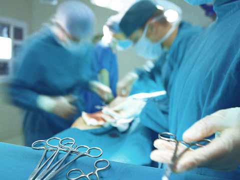 Phẫu thuật - hình minh họa