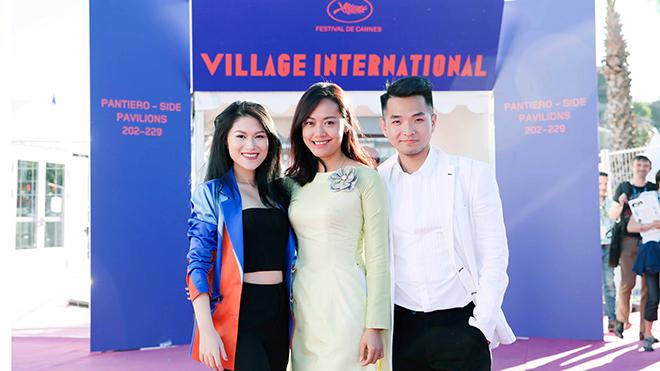 Chiêm ngưỡng không gian Việt Nam tại Cannes
