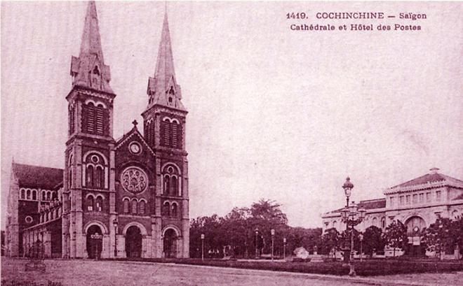 Tiền thân của Nhà thờ Đức Bà là một ngôi chùa nhỏ - Ảnh 6.