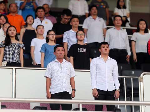Công Vinh liệu có trả được món nợ đã vay đội bóng quê hương trong chiều chủ nhật tới. Ảnh: Quang Liêm