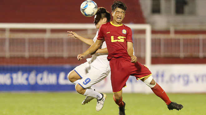PVF hẹn Viettel ở chung kết giải U17 QG - Thái Sơn Nam 2017
