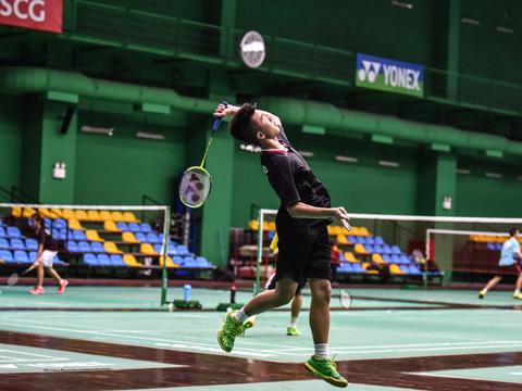 Các tay vợt Việt Nam có cơ hội tập huấn lý tưởng trên đất Thái Lan. Ảnh: Quang Liêm