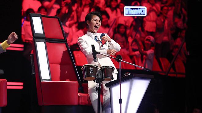 'The Voice Kids' tập 4: Vũ Cát Tường, Soobin Hoàng Sơn 'bấn loạn' vì 'cô bé lắm lời'