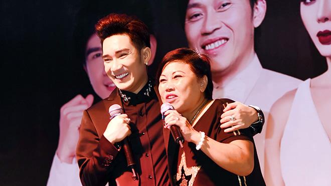 Liveshow Quang Hà: Siu Black 'xuống núi', Hoài Linh 'phá lệ' làm cô dâu