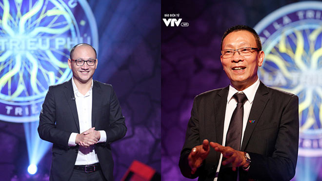 Chân dung nhà báo Phan Đăng - người thay thế MC Lại Văn Sâm tại 'Ai là triệu phú'