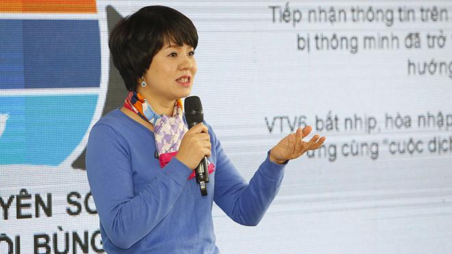 MC Diễm Quỳnh: VTV6 cần thay đổi để phù hợp với lớp khán giả mới