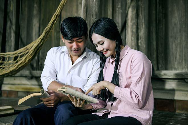 'Sao mai' Lương Nguyệt Anh ra mắt ca khúc tự phổ nhạc