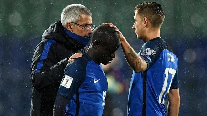 N'Golo Kante nghỉ hết tháng Mười, được PSG trả giá 90 triệu bảng