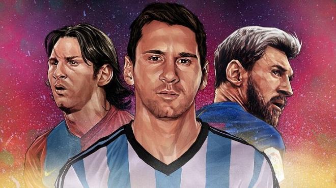 Ở tuổi 30, sự tiến hóa trong lối chơi càng khiến Messi đáng sợ