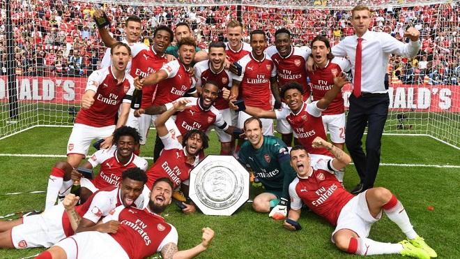 Bộ ba Sanchez, Mesut và Lacazette đủ sức giúp Arsenal vô địch Premier League