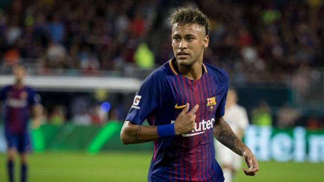 Neymar đắt giá hơn cả đội hình chính của Bayern Munich