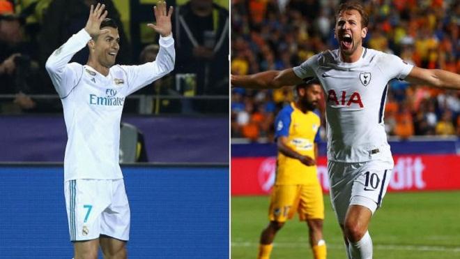 Ronaldo vẫn hay, nhưng Kane mới đáng xem nhất ở Champions League mùa này